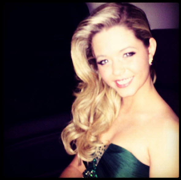 Sasha Pieterse Makes Us Green With Envy at G.B.F. Premiere in Hollywood (PHOTO)