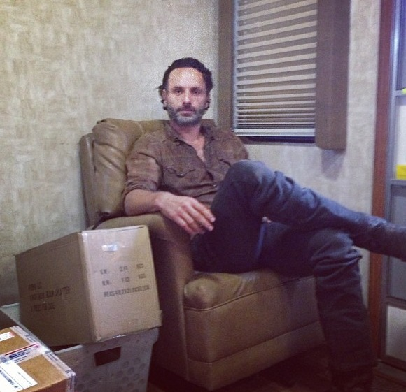 Would Andrew Lincoln Ever Host Saturday Night Live? He Says…