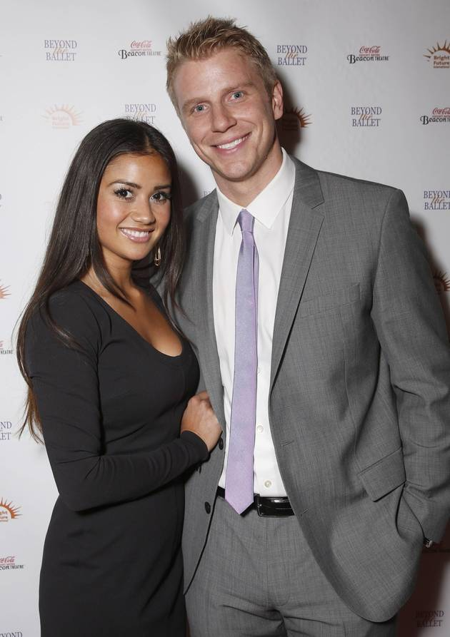 Sean Lowe and Catherine Giudici's Wedding Save the Dates Win Everything