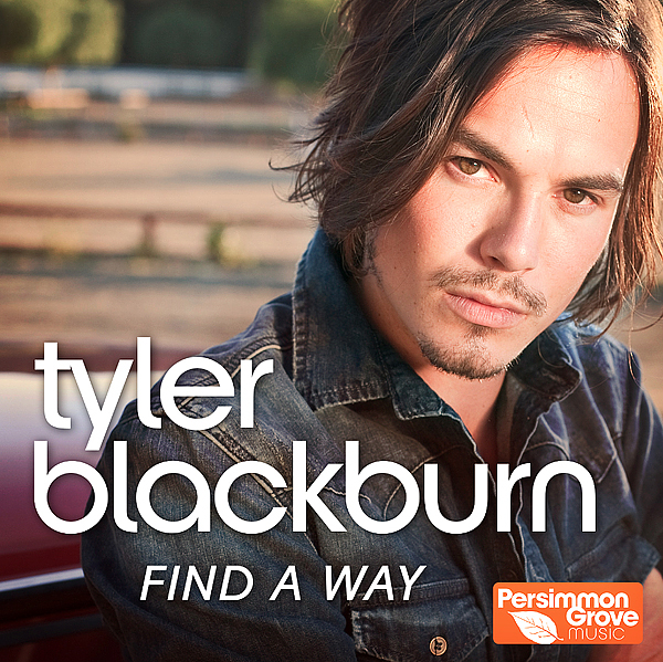 "Tyler Blackburn Releases ""Find a Way"" EP — Download It Here!"