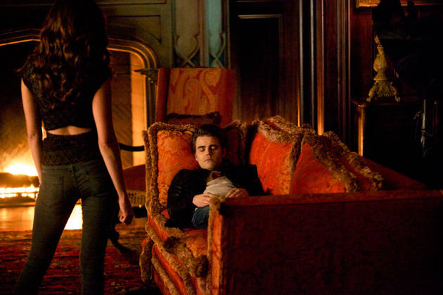 The Vampire Diaries Season 5, Episode 6: Amara [SPOILER!] Silas!
