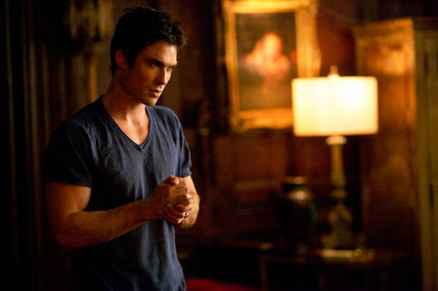 The Vampire Diaries Burning Question: Will Damon Turn Evil Again?