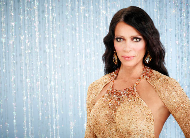 Real Housewives of Beverly Hills Season 4: Tour Carlton Gebbia's Gothic Mansion (VIDEO)