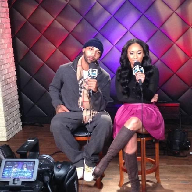 Love & Hip Hop: Are Tahiry & Joe Budden Getting Engaged? (VIDEO)