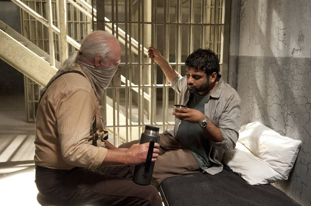 Sneak Peek of The Walking Dead Season 4 Episode 5: Dr. S Is Dying and Hershel's Infected? (VIDEO)