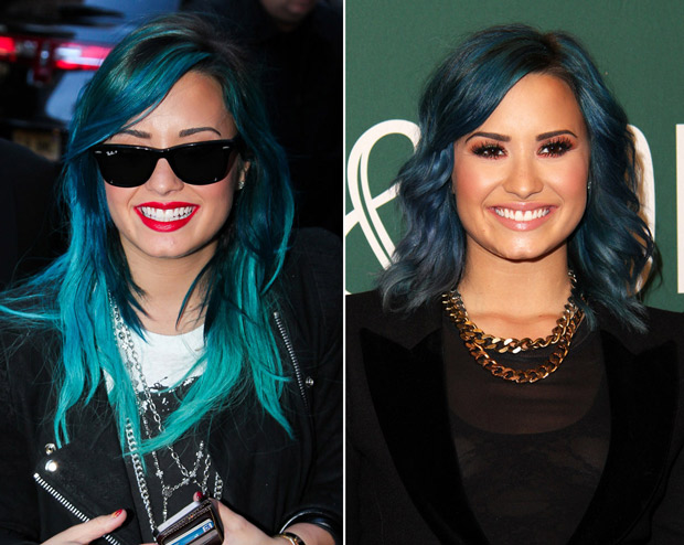 Demi Lovato Chops Off Her Hair — See Her Shorter New 'Do!