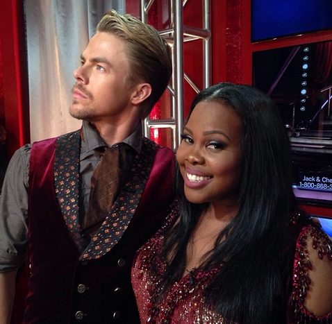 Why Amber Riley and Derek Hough Won Dancing With the Stars 2013 Season 17