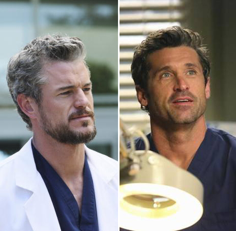 Would You Rather Date McDreamy or McSteamy?