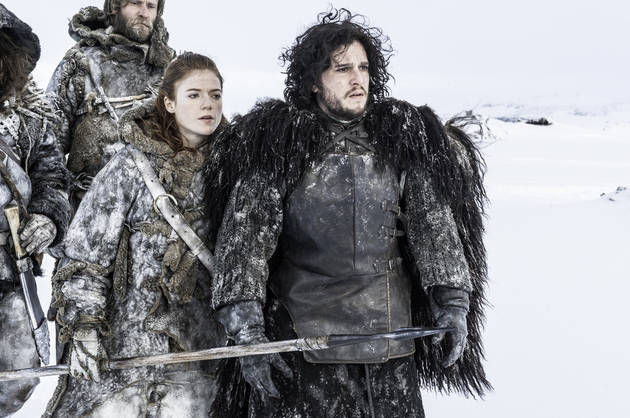 Game of Thrones Season 4: See a Spoiler Photo from Castle Black!