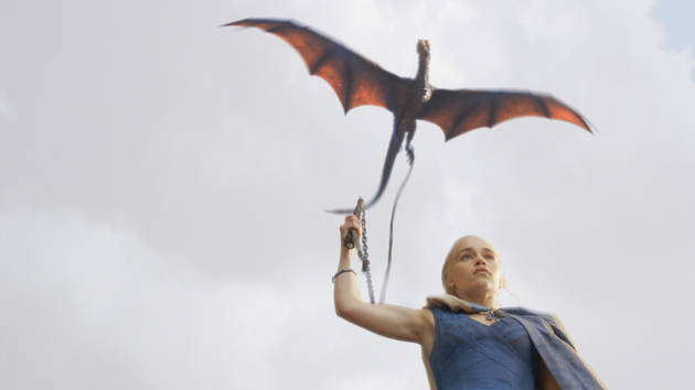 Game of Thrones Earns Three 2014 People's Choice Nominations