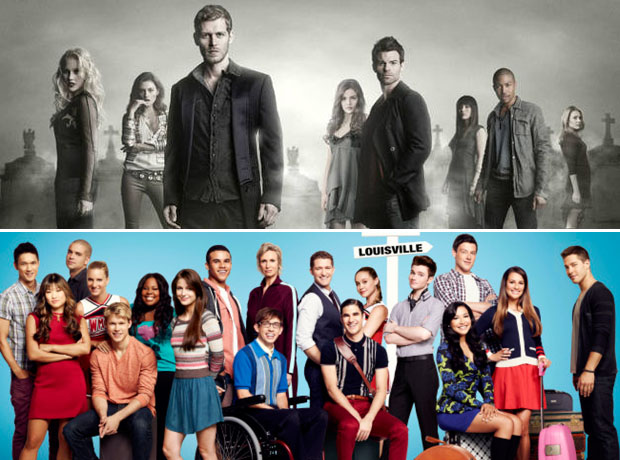 5 Reasons You Should Watch The Originals Over Glee This Spring 2014