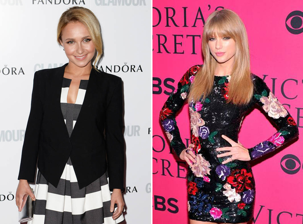 Hayden Panettiere and Taylor Swift to Present at 2013 American Music Awards!