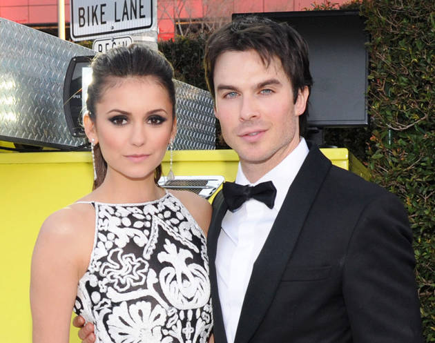 ian and nina dobrev relationship