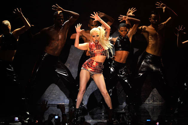 Lady Gaga to Perform in Outer Space in 2015