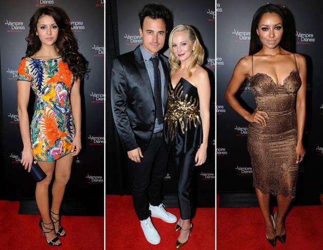 Vampire Diaries Fashion Face-Off: Nina Dobrev vs. Candice Accola vs. Kat Graham