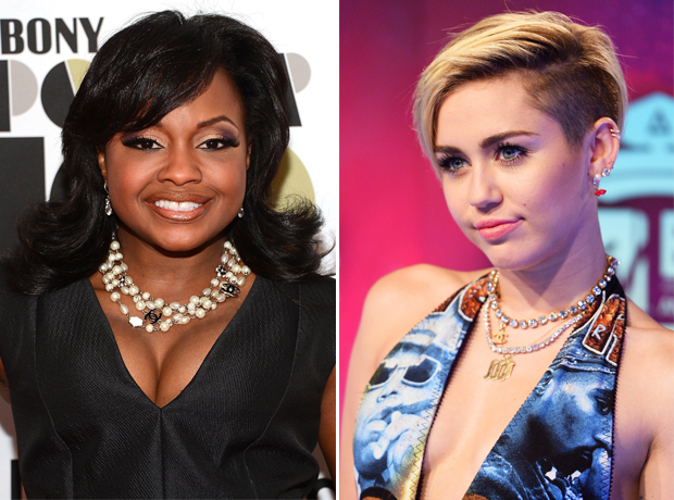 "Phaedra Parks: Miley Cyrus Needs a ""Donkey Booty"" — Exclusive!"