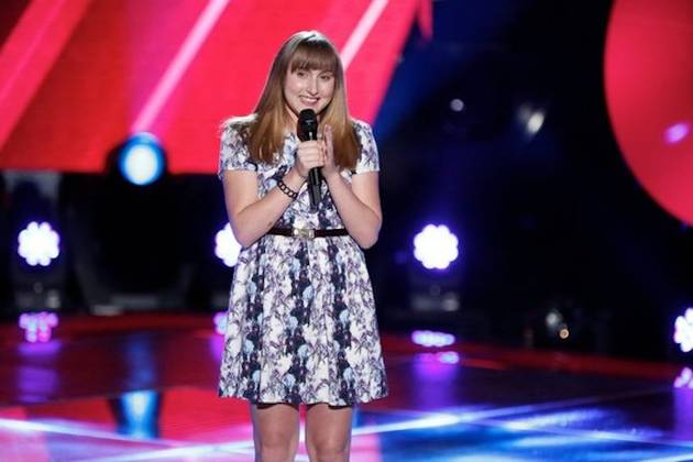 The Voice 2013: Why Caroline Pennell Will Win