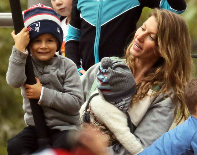 Tom Brady and Gisele Bundchen's Son, Benjamin: What's He Look Like Now?
