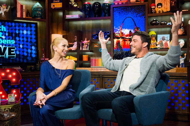 "Jax Taylor: Watch What Happens Live With Stassi Schroeder Was ""Absolute Torture"" — Exclusive"