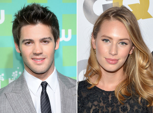 Steven R. McQueen Steps Out With Robert Pattinson's Rumored Girlfriend, Dylan Penn