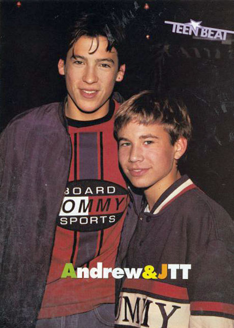 Teen Beat Tuesday: Andrew Keegan