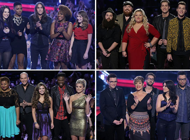 Who Was Eliminated on The Voice, November 7, 2013?