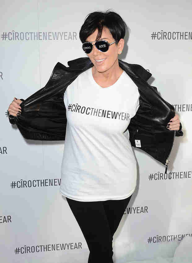 What's Kris Jenner Doing for New Year's Eve?