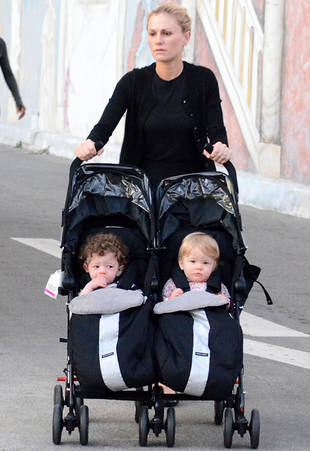 Anna Paquin's Twins Charlie and Poppy: They're Growing Up So Fast! (PHOTO)