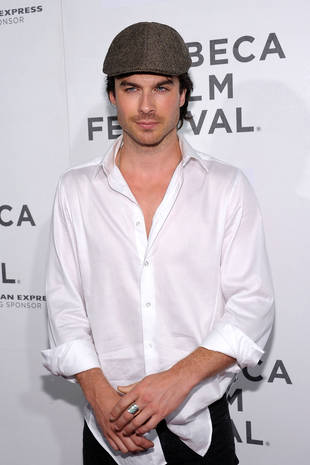 "Vampire Diaries Star Ian Somerhalder Went on a ""Hot Date"" With WHO?"