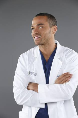 Grey's Anatomy: Jesse Williams Hypes April's Reaction to Jackson's Wedding Intervention