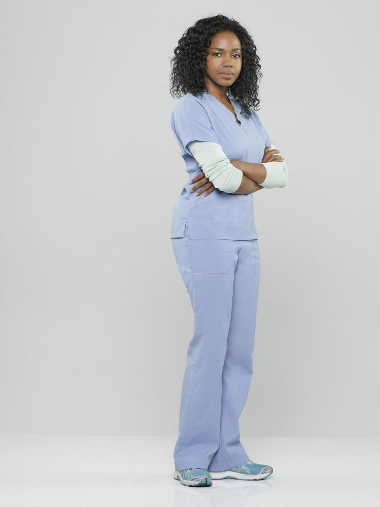 Grey's Anatomy's Jerrika Hinton Launches Creative DVD Sweepstakes
