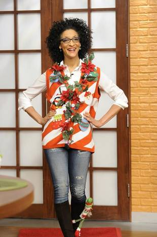 Dancing With the Stars Season 18 Casting: Should the Chew's Carla Hall Be In?