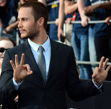 "Taylor Kitsch Says He's Single, Reveals How He Coped With ""Terrible Breakup"""