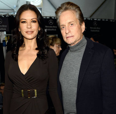 Michael Douglas and Catherine Zeta-Jones Seen Out — Back Together?