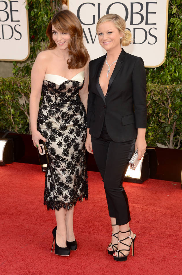 Golden Globes 2014: Tina Fey and Amy Poehler Hit a Chord With First Promo