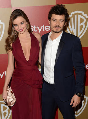 "Orlando Bloom on His Split With Miranda Kerr: ""We'll Always Love Each Other"""