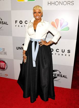 "NeNe Leakes Designs Clothes For ""Curvy Girls"""