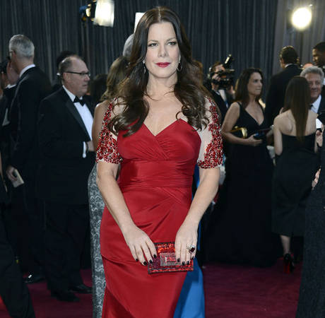 Fifty Shades of Grey Casting: Marcia Gay Harden to Play Christian's Mom