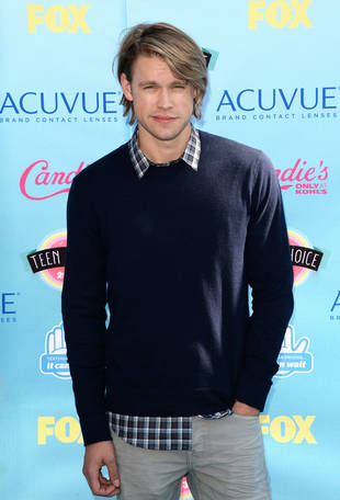 Glee's Chord Overstreet Declares His Love For What A-List Actress?