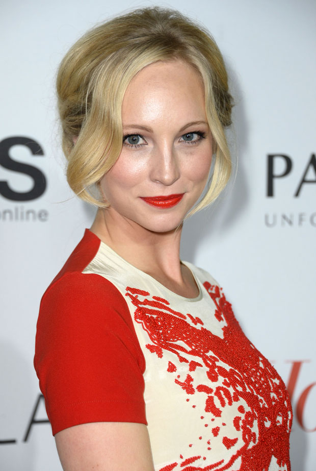 Vampire Diaries Star Candice Accola on How She Got the Part of Caroline Forbes