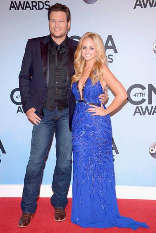 Blake Shelton Takes Credit For Wife Miranda Lambert's Grammy? For Shame!
