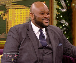 Ruben Studdard Reveals 112-Pound Weight Loss After Biggest Loser Elimination
