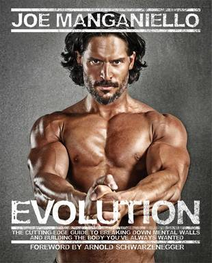 How True Blood's Joe Manganiello Got That Perfect Werewolf Body