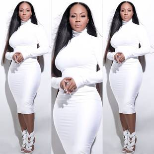 Mary Mary Singer Erica Campbell Gets Backlash For Sexy Album Cover (PHOTO)