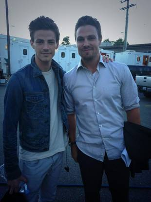 Grant Gustin's Arrow Debut Gives the CW Show Series High Ratings!