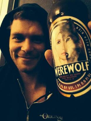 Joseph Morgan Receives Coolest Gift From Girlfriend Persia White — What Is It?