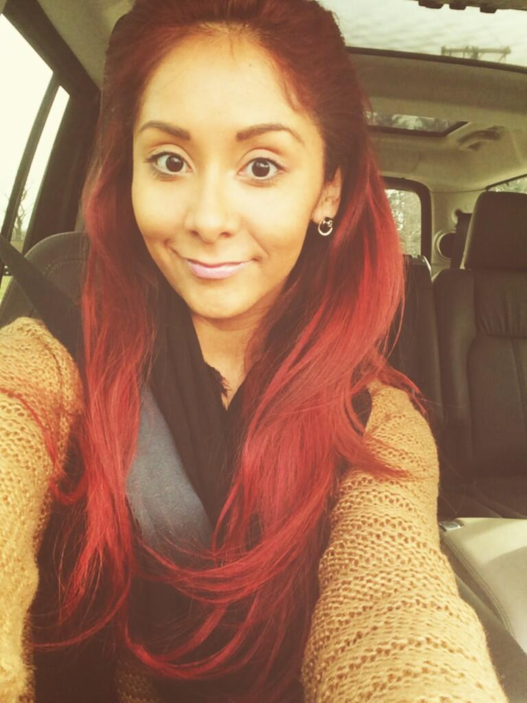 Snooki the Snow Bunny! See Her Winter Wonderland Look (PHOTO)