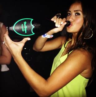 Catherine Giudici Celebrates Bachelorette Party in Miami — See Pic!