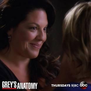 Grey's Anatomy Season 10 Spoilers: Callie Embraces Arizona in Episode 11! (PHOTO)