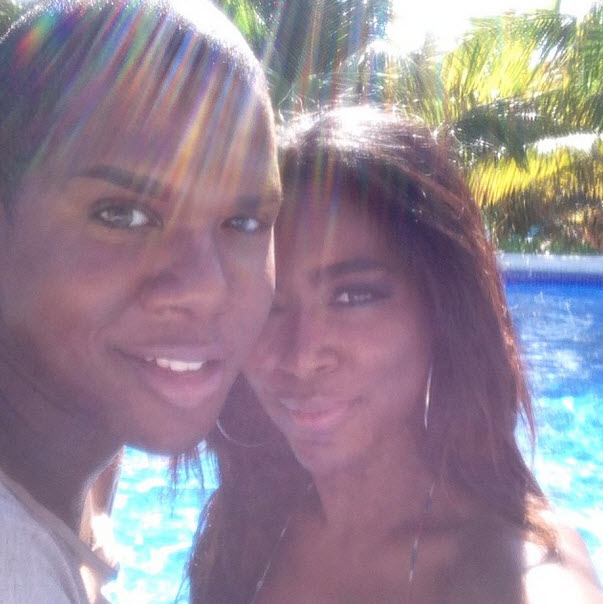 "Kenya Moore: ""I Plan on Having a Baby Next Year"""